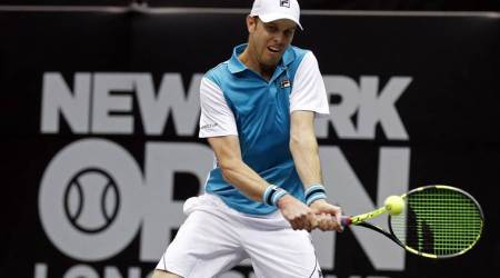 Sam Querrey advances to New York Open final