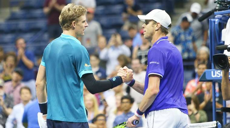 Querrey and Anderson progress to NY final
