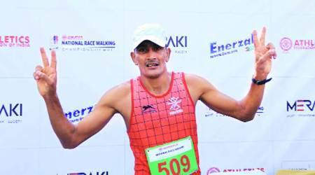 National Race Walking Championship: India's best, Sandeep Kumar long way from making a mark on the world