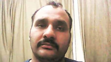 sandeep kumar dhillo, maulana azad medical college, mamc convict escape, mandoli jail, delhi police, indian express