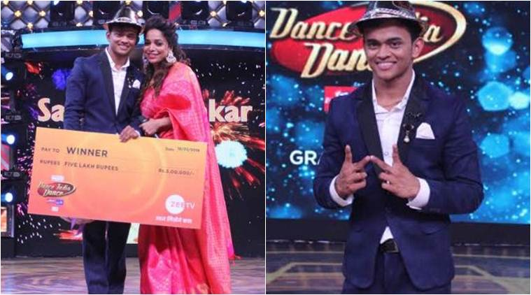 DID 6 winner sanket gaonkar