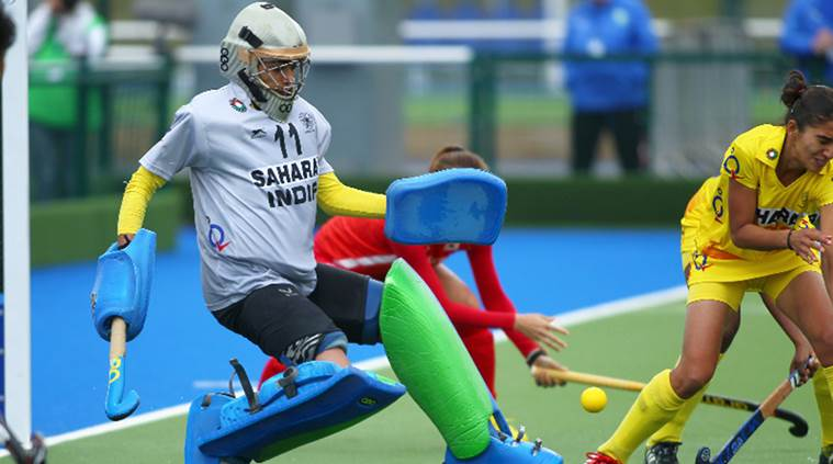 savita punia, indian women hockey team, indian women hockey goalkeeper, hockey news, sports news, indian express