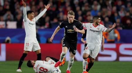 Champions League: Jose Mourinho hails Scott McTominay but questions club medics