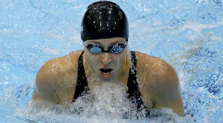 US Olympic swimmer accuses coach of abuse
