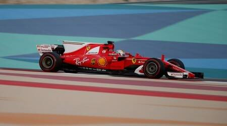 New Ferrari looks a big step up, says Sebastian Vettel