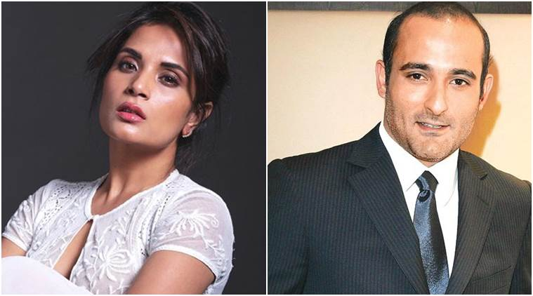 RIcha Chadha Akshaye Khanna film on rape laws