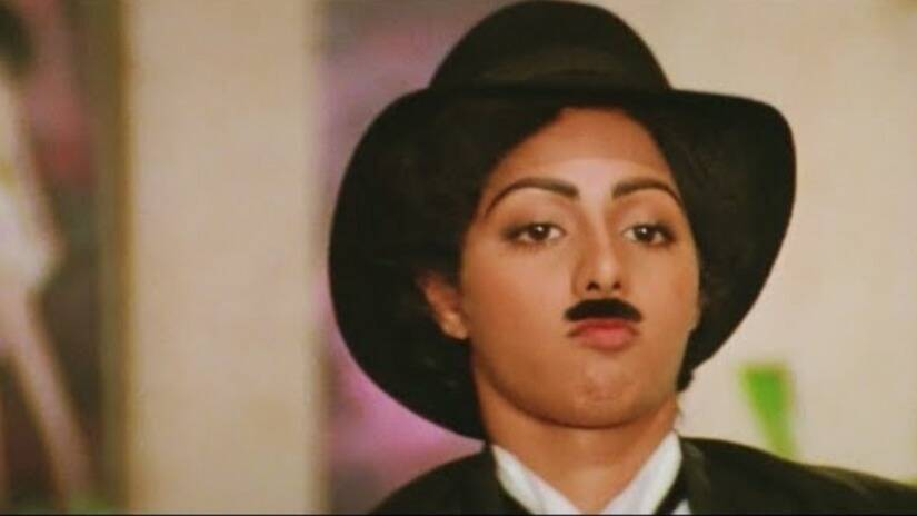 Seema in Mr India