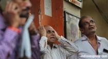 Bloodbath on Dalal Street: Sensex slumps over 1000 points in intra-day trade,recovers