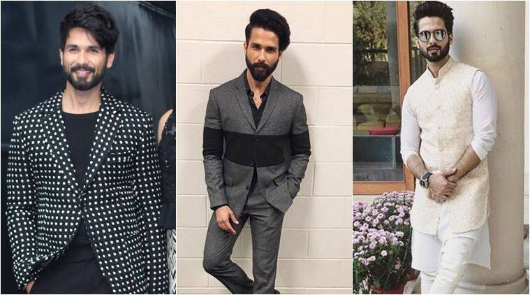 Shahid Kapoor, Shahid Kapoor Happy birthday, Shahid Kapoor latest photos, Shahid Kapoor fashion, Shahid Kapoor style, Shahid Kapoor men fashion, Shahid Kapoor men suits, indian express, indian express news