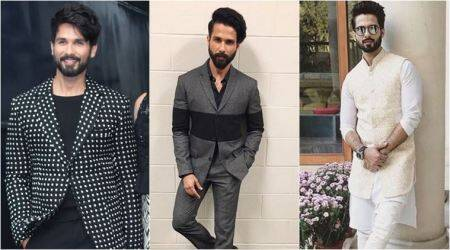 Happy birthday, Shahid Kapoor: The umpteenth times the Haider actor redefined male fashion