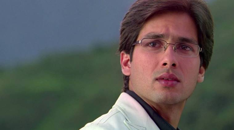 Shahid Kapoor in Jab We Met