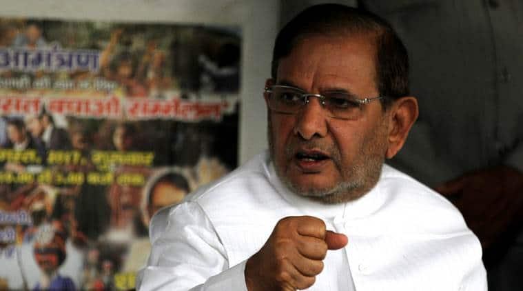 Sharad Yadav Meets Lalu Prasad in Jail, Calls For Opposition Unity