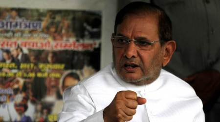 Sharad Yadav meets Lalu Prasad in jail, talks on 'mess BJP created'