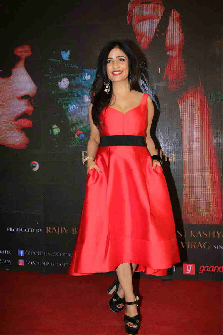 Shibani Kashyap at launch of Wannabe Free