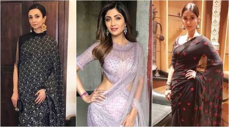 Keeping it desi: Saris are the hottest Bollywood picks this season; see pics