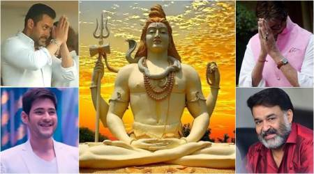 Maha Shivratri: From Amitabh Bachchan to Mohanlal, celebrities wish fans