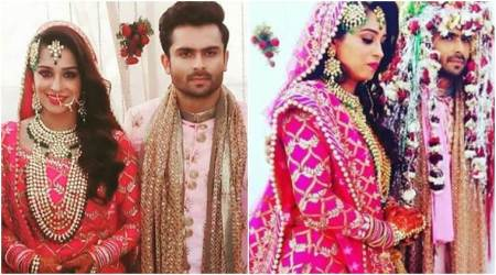 Sasural Simar Ka fame Shoaib Ibrahim marries Dipika Kakar, see photos, videos