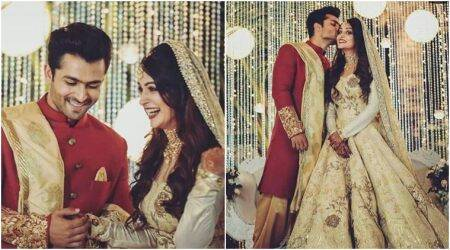 Inside Shoaib Ibrahim, Dipika Kakar starry wedding reception