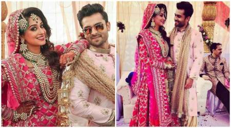 Sasural Simar Ka fame Shoaib Ibrahim marries Dipika Kakar; see photos, videos