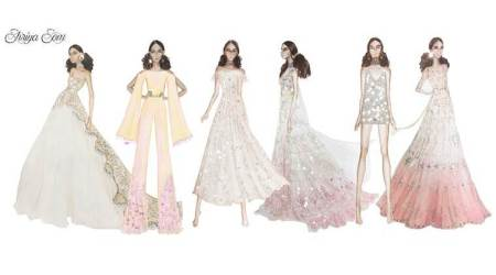Lakme Fashion Week Summer/Resort 2018: Shriya Som's 'Summer Love' collection is an ode to the new agefemmepreneur
