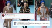 Gucci uses Sikh turbans as fashion accessory on the ramp; Twitterati start debate