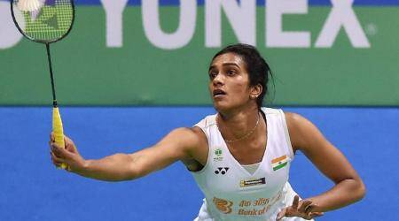 pv sindhu live badminton