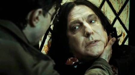 Remembering Alan Rickman's Snape, the one who made all thesacrifices