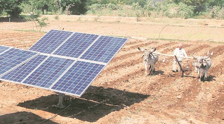 Union Budget 2018: Nine farmers in Gujarat who set up solar co-op set example for Jaitley's 'power'idea