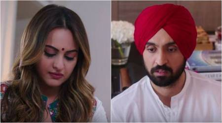 sonakshi sinha diljit dosanjh welcome to new york new song