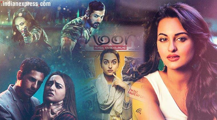 Here's a look at the box office performance of Sonakshi Sinha's last five films
