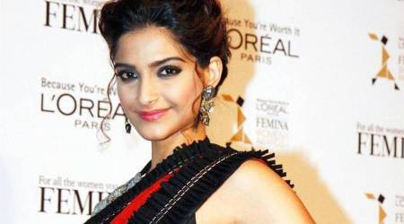 Sonam Kapoor's bridal outfits in this photo shoot are the perfect mix of traditional and modern