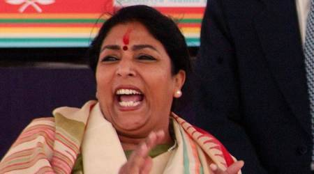 Renuka Chowdhary threatens privilege motion against Kiren Rijiju for video