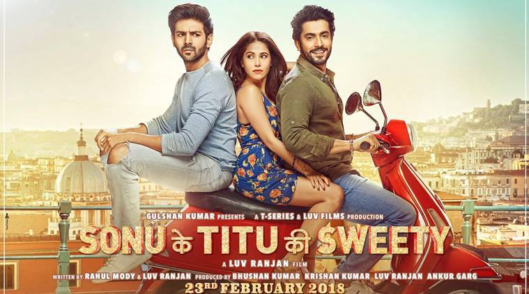 Sonu Ke Titu Ki Sweety movie review: The Nushrat Bharucha and Kartik Aaryan starrer provides some laughs