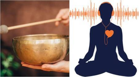 sound meditation, sound meditation practice, lower stress, lower anxiety, meditation in sleep, sound vibration meditation, indian express, indian express news