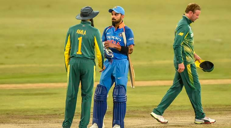 India beats South Africa by 28 runs