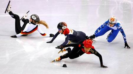 Winter Olympics 2018: South Koreans furious after speed skaters hang teammate out todry
