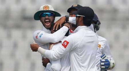 West Indies vs Sri Lanka 2nd Test: Dinesh Chandimal hits 119 as West Indies dismiss Sri Lanka for 253