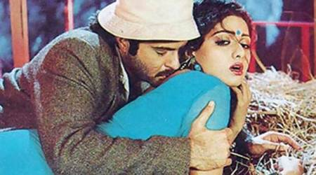 From goofball to seductress, the many shades of Sridevi