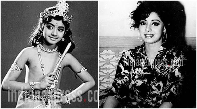 Sridevi no more: A pictorial tribute to the Bollywood diva