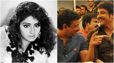 Ram Gopal Varma mourns Sridevi's death, postpones title announcement of his project with Nagarjuna