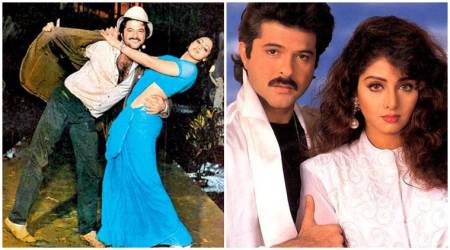 Sridevi and Anil Kapoor: From comedy to romance, this on-screen duo could pull off everything