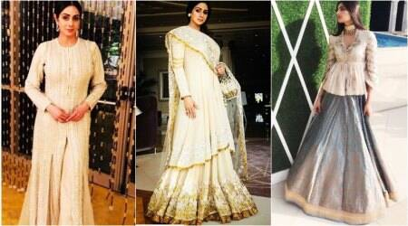 Sridevi and Athiya Shetty show us how to be wedding-ready this spring