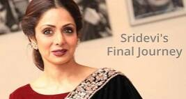 Film Personalities At Condolence Meet ForSridevi