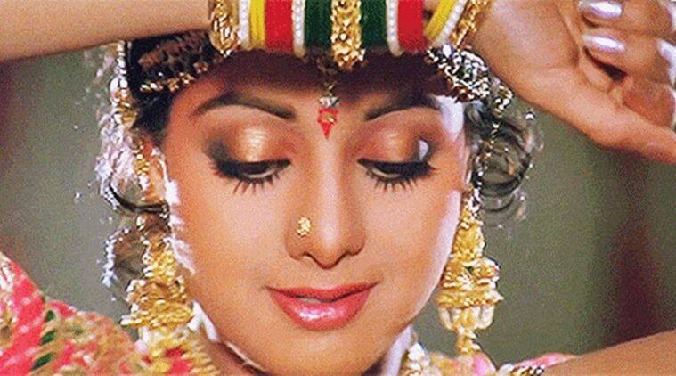 sridevi dead films photos