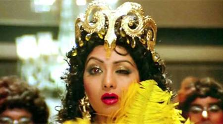 Sridevi: Her iconic songs that'll always beremembered
