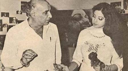 Throwback: Yash Chopra recounts the time when Sridevi's father passed away during the shoot of Lamhe