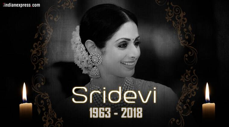 Last Journey: Sridevi Receives Guard Of Honour