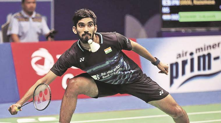 Asian Team Championship, Asian Team Championship results, PV Sindhu, Kidambi Srikanth, sports news, badminton, Indian Express