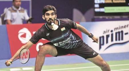 Buoyed by 2017 success, Kidambi Srikanth chases golden dream at Gold Coast