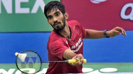 India Open: Kimdabi Srikanth loses to qualifier; PV Sindhu, Saina Nehwal into next round